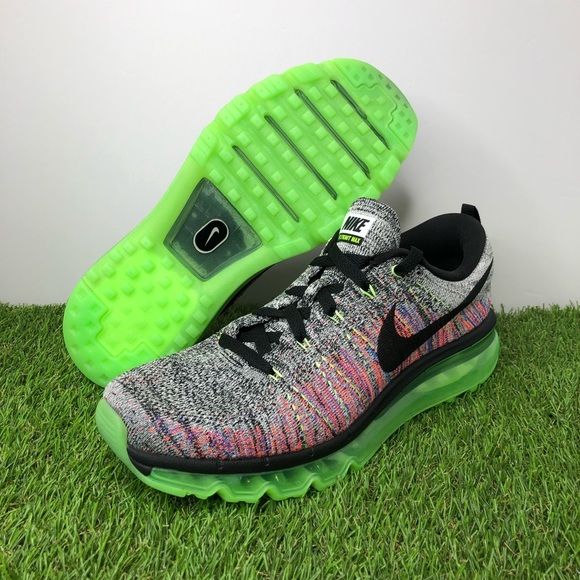 Nike Flyknit Air Max Multicolor NWT